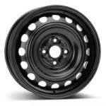 KFZ steel wheel 7615, 15x5. 0 4x100 ET39 middle hole 54