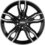 Fondmetal Alloy Wheel Alke Gl Blk Pol, 18x8. 0 5x112 ET30 middle hole 66