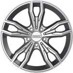Fondmetal Alloy Wheel Alke Gl Silver, 18x8. 0 5x112 ET51 middle hole 66