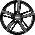 Fondmetal Alloy Wheel Hexis Gl Black, 18x8. 0 5x112 ET40 middle hole 66