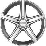 Fondmetal Alloy Wheel Ioke Gl Silver, 18x8. 0 5x112 ET48 middle hole 66