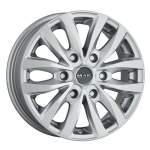 MAK Valuvelg Load 6 Silver, 16x6. 5 6x125 ET50 Keskava 74