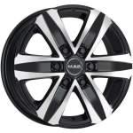 MAK Alloy Wheel Stone6 BM ET high, 17x7. 5 6x130 ET60 middle hole 84