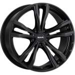 MAK Valuvelg X-Mode Gloss Black, 19x9. 0 5x120 ET37 Keskava 74