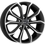 MAK Valuvelg XENON ICE BLACK, 20x8. 0 5x130 ET43 Keskava 84