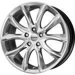 MOMO Valuvelg Screamjet Hypersilve, 16x7. 0 5x110 ET35 Keskava 65