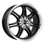MOMO Alloy Wheel RPM EVO, 17x7. 5 5x100 ET35 middle hole 72