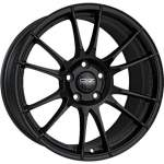 OZ Alloy Wheel Racing Ultraleg Black, 17x8. 0 5x100 ET48