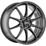 OZ Alloy Wheel Racing Hyper GT Graph, 17x7. 5 5x114. 3 ET45 middle hole 75