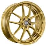 OZ Valuvelg Racing Leggera kuld, 17x7. 5 5x100 ET48