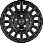 OZ Alloy Wheel Racing Rally Raid MBlk, 17x8. 0 ET middle hole 71