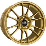 OZ Alloy Wheel Racing Ultralegg Gold, 17x8. 0 5x114. 3 ET48