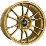 OZ Valuvelg Racing Ultralegg kuld, 18x8. 0 5x114. 3 ET48