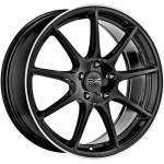 OZ Alloy Wheel Racing Veloce GT BlkDC, 17x7. 5 5x112 ET35 middle hole 75