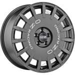 OZ Литой диск Rally Racing Graphite, 17x7. 0 5x108 ET45
