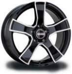 MAGMA 7, 50x17 5x112 ET50 alloy wheel Tezzo ( paint: black lava)