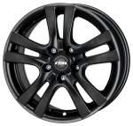 RIAL 7, 00x16 5x108 ET46 Alumiinumvelg Como Racing Black ( talv)