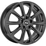 MSW Alloy Wheel 79 Dark Grey, 17x7. 0 ET middle hole 67