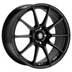 OZ Alloy Wheel Sparco Asseto gara black, 17x7. 0 5x100 ET38