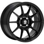 SPARCO Alloy Wheel FF1 Black, 15x7. 0 ET middle hole 63