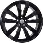 Disks WSP Valuvelg WSP Cobra Glossy Black, 19x8. 0 5x112 ET47 Keskava 57