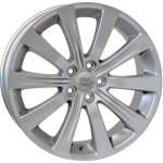 Disks WSP Valuvelg WSP Dora Silver, 17x7. 0 5x100 ET55 Keskava 56