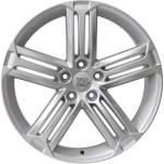Disks WSP Valuvelg WSP Nisida Golf R Silver, 19x8. 0 5x112 ET41 Keskava 57